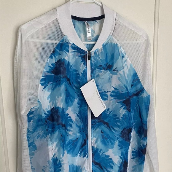 Jackets & Blazers - Fabletics NWT Your New Jacket Windbreaker Floral M